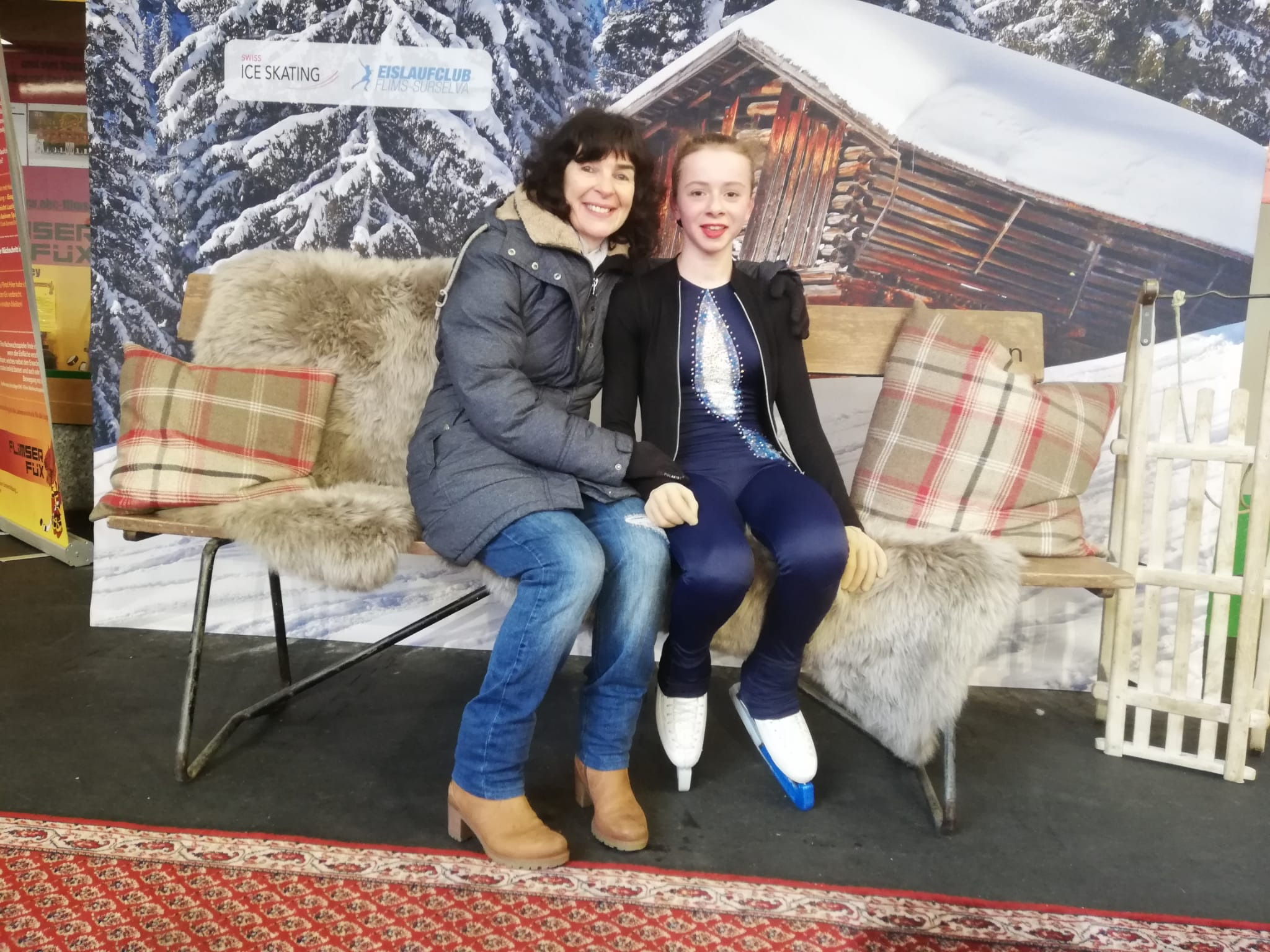 Milena Bleiker an den Schweizermeisterschaften Nachwuchs unter den Top 5
