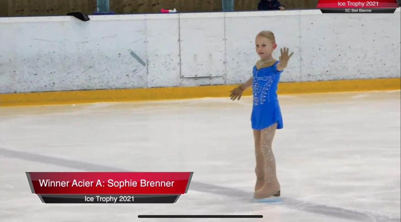 Virtuelle Ice-Trophy 2021 in Biel